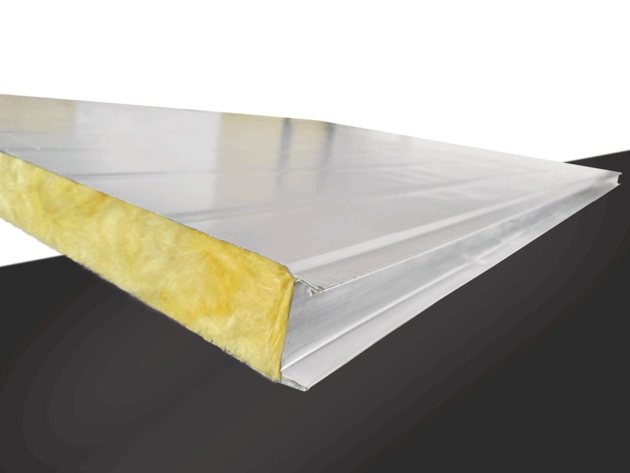 Glasswool Sandwich Panels